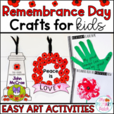 Remembrance Day Crafts