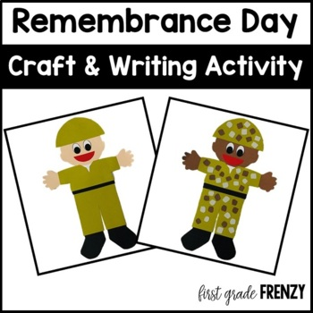 Remembrance Day Craftvity