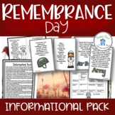 Remembrance Day Australian Pack