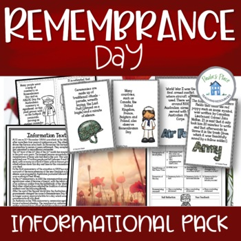 Remembrance Day Information Pack