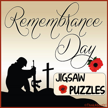 Remembrance Day Jigsaw Puzzles