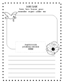 Remembrance Day Journal Prompt