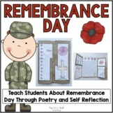 Remembrance Day Lap Book