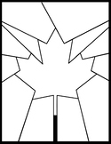 Remembrance Day Maple Leaf