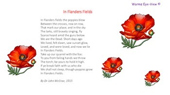 Remembrance Day EYFS Mini pack