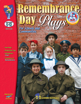 Remembrance Day Plays Gr 5-12