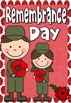 Remembrance Day Poppy ~ Interactive Template
