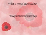 Remembrance Day Powerpoints with PDFs Worksheets info etc.