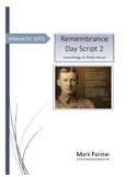 Remembrance Day Script 2: An Allegorical play
