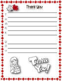 "Remembrance Day ~ ""Thank You"" Acrostic Poem Starter"