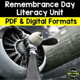 Remembrance Day Unit | Distance Learning
