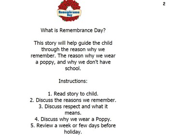 Remembrance Day: What does it mean/