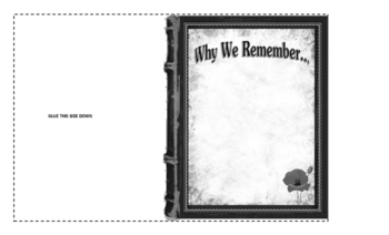 Remembrance Day Writer's Notebook Activity in 3 Lessons