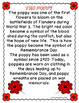 Remembrance Day in Canada Activity Sheets