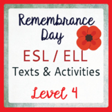 Remembrance Day (ESL 4)