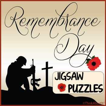 Remembrance: Remembrance Day Jigsaw Puzzles