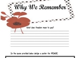 Remembrance / Veterans Day Literacy Activities