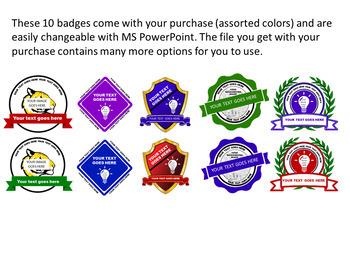 Remind 101 Open Badges
