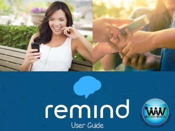 Remind.com Teacher User Guide