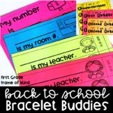 Reminder Bracelets Back to School & More