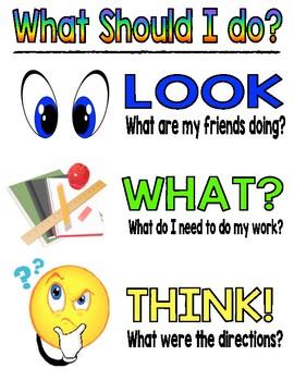 Reminder Desk Chart