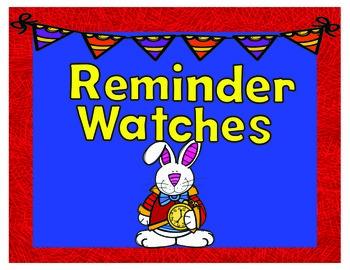 Reminder Watches