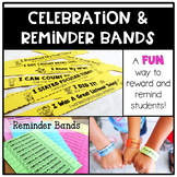 You've Been Banned: Reminder and Celebration Bands {EDITABLE}