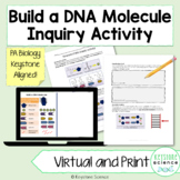 Remote Learning Build DNA Molecule Drag and Drop PPT and S