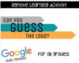 Remote Learning Can You Guess the Logo? Games (Growing Bundle)