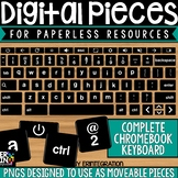 Remote Learning Digital Pieces for Digital Resources: Goog