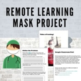 Remote Learning Mask STEM Project #DistanceLearningTPT