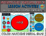 Remote Learning Preschool Activities: Colors