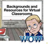 Remote Learning Virtual Class Design Resource