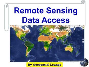 Remote Sensing Data Access