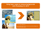Remove backgrounds with layer masks in Photoshop CC
