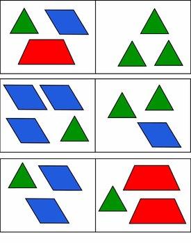Remplis les Hexagones
