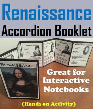 Renaissance Activity (Leonardo Da Vinci, Martin Luther, Co