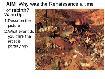 Renaissance PowerPoint Only