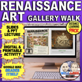 Renaissance Art Gallery Walk Bundle