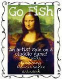 Renaissance Art Go Fish Game