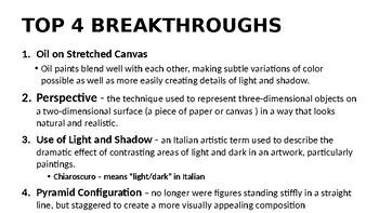 Renaissance Art PowerPoint Presentation - Art History