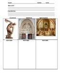 Renaissance Art Powerpoint- Classical vs. Middle Ages vs.