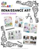 Renaissance Art Smash Book Art Lesson Plan for Grades 3-6