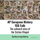 Renaissance Art TED Talk for AP European History