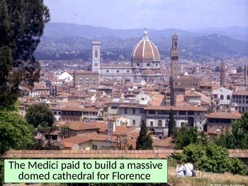 Renaissance Artists PowerPoint