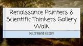Renaissance Artists & Scientific Thinkers Digital Gallery