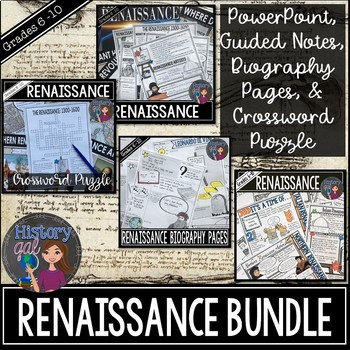 Renaissance Bundle