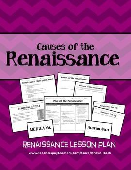 Renaissance - Causes of the Renaissance