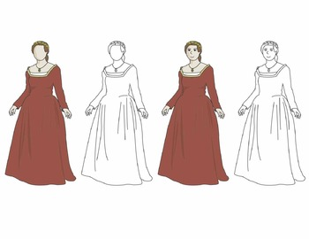Renaissance Clip Art: People and Artifacts