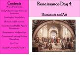 Renaissance Day 4 - Humanism and Art